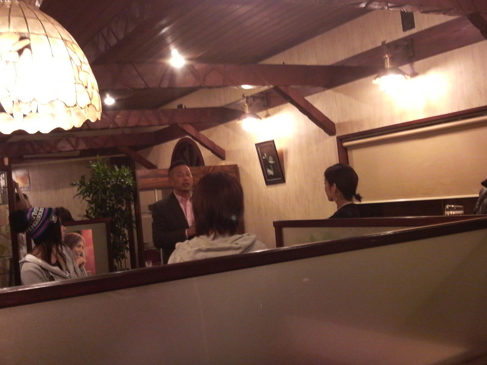 愛媛ラーメン博お疲れさまでした^_^)<br />  /▼☆▼\(^_^)
